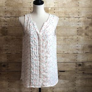 LAUREN CONRAD | BUTTON DOWN | BLOUSE | EUC | SMALL
